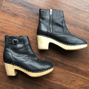 Swedish Hasbeens lookalike clog boots!